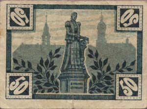 Germany, 50 Pfennig, A19.4c
