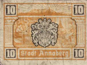 Germany, 10 Pfennig, A19.5b