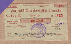 Germany, 10 Mark, 058.04