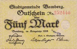 Germany, 5 Mark, 028.01