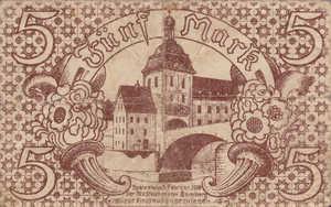 Germany, 5 Mark, 028.01r