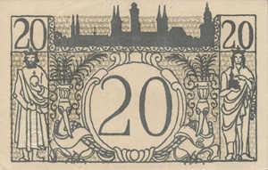 Germany, 20 Mark, 028.02a