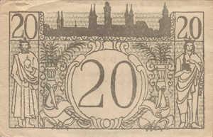 Germany, 20 Mark, 028.02b