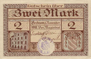 Germany, 2 Mark, 035.04a