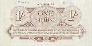 Great Britain, 1 Shilling, M32s