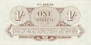 Great Britain, 1 Shilling, M32