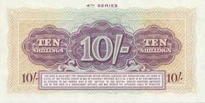 Great Britain, 10 Shilling, M35