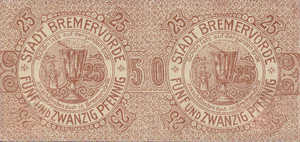 Germany, 50 Pfennig, B87.4a
