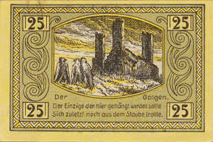 Germany, 25 Pfennig, 220.3