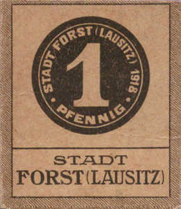 Germany, 1 Pfennig, F11.5