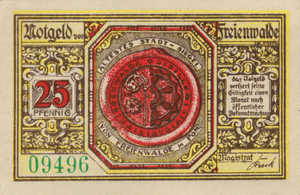 Germany, 25 Pfennig, 385.3c