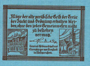 Germany, 10 Pfennig, F26.1a
