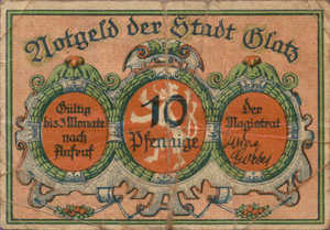 Germany, 10 Pfennig, 431.4