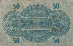 Germany, 50 Pfennig, G10.6b