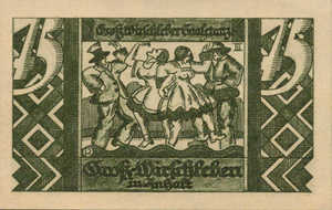 Germany, 75 Pfennig, 486.1