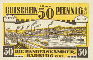 Germany, 50 Pfennig, H15.3b