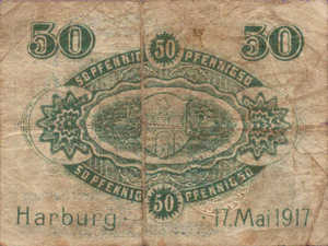 Germany, 50 Pfennig, H14.1