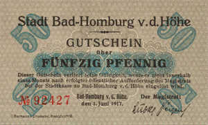 Germany, 50 Pfennig, H52.2