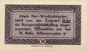Germany, 25 Pfennig, 536.1b