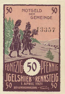 Germany, 50 Pfennig, 642.1a