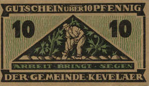 Germany, 10 Pfennig, 690.1