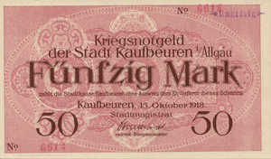 Germany, 50 Mark, 267.07